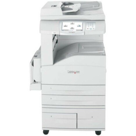 Multifunctionale second hand Lexmark X854e, A3, 55 ppm